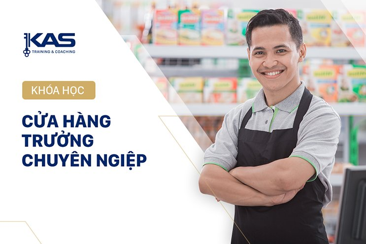 Khóa Học: Store Manager